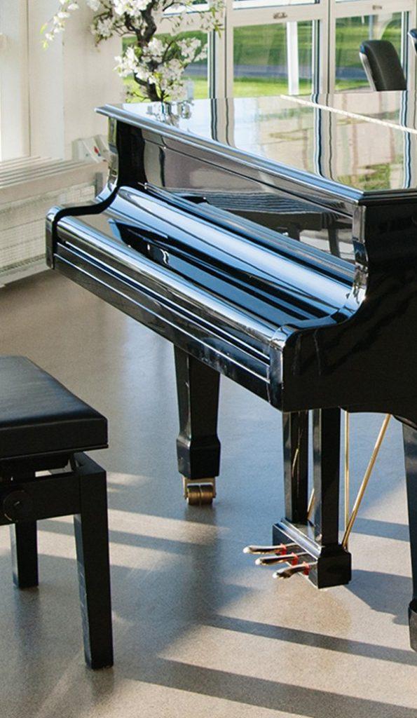 Klaviertransport Karlsruhe - Piano Stark