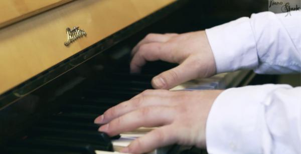 Sauter Bar Klavier