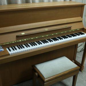 Schimmel Klavier gebraucht komplett überprüft Piano-Stark