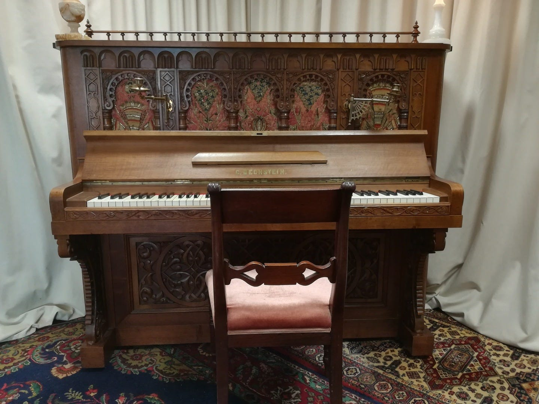 Historisches Klavier