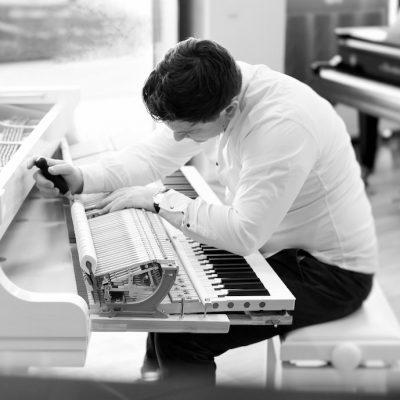 Klavierstimmer Karlsruhe - Klavier stimmen lassen vom Experten - Piano Stark