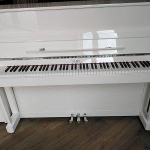 Klavier weiß von Piano Stark
