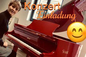 Kleines Klavierkonzert in Pfinztal
