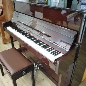 Piano Stark Klavier 118 in Nuss poliert